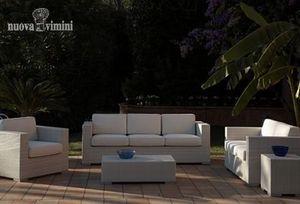 Habana set, Gartenmöbel aus synthetischem Rattan