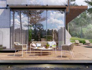 LOVE EVO, Sitzgarnitur für Gartenmöbel