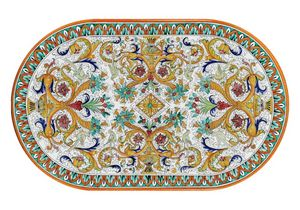 Venezia, Tisch mit Renaissance-Dekoration