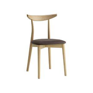 372, Stuhl aus Buchenholz