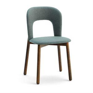 Aiko W, Stuhl mit Holzfuß