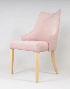 BS514A - Stuhl, Gepolsterter Esszimmerstuhl