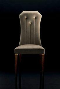 DIAMANTE Stuhl, Eleganter Stuhl für Esszimmer
