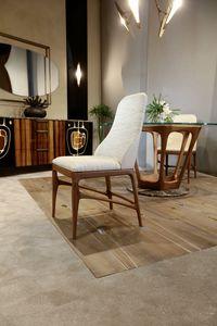 ELARA Stuhl, Stuhl mit raffiniertem Design