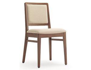 Godiva-S, Stühle für gepolsterte Restaurant