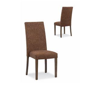 STK 300, Gepolsterter Stuhl mit hoher Rückenlehne