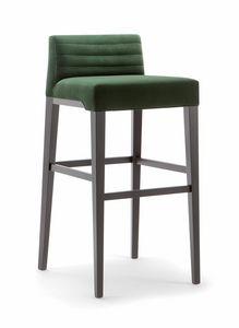 GINEVRA BAR STOOL 031 SG, Hocker mit zeitgemäßem Design