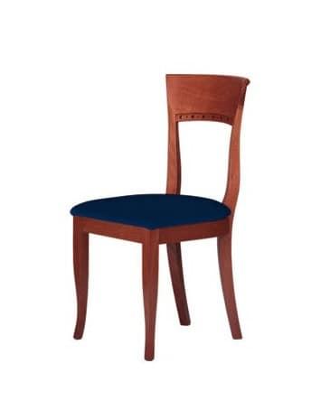 C17, Einfache Stuhl aus Massivholz, für Vertragsumgebungen