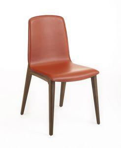 Marta, Stuhl mit modernem Design