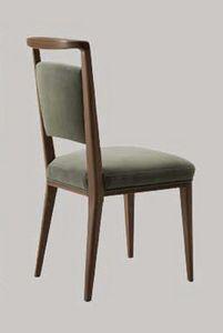 Milà Stuhl, Gepolsterter Stuhl für Esszimmer