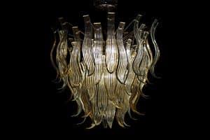 Eden Kronleuchter, Handgefertigte Kronleuchter aus Glas
