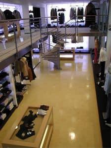 Harzböden für Geschäfte, Elegante Harzboden, für Einkaufszentren