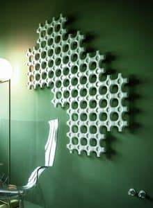 Add-On, Heizk�rper f�r Badezimmer, individuell Gr��e, anpassbare Form