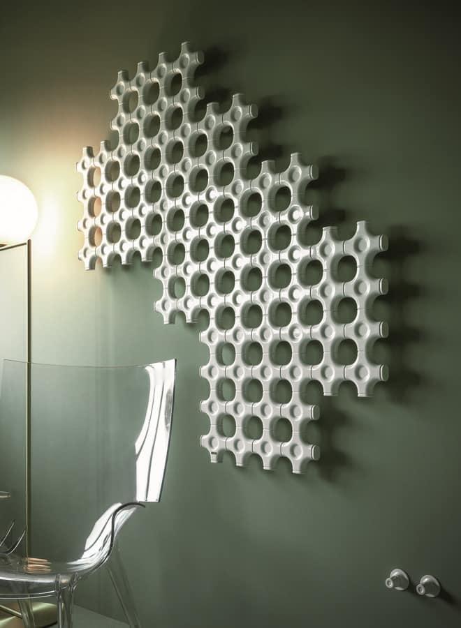 Add-On, Heizkörper für Badezimmer, individuell Größe, anpassbare Form
