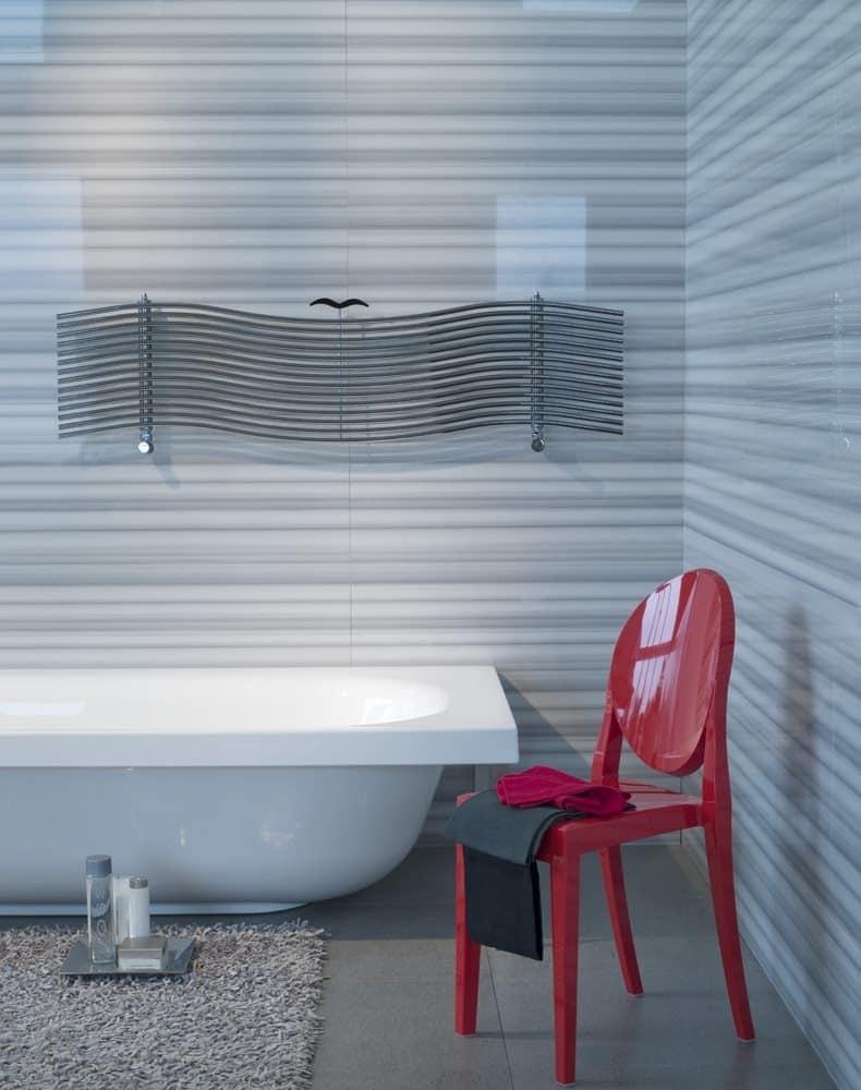 Albatros, Horizontalen Heizkörper für Badezimmer