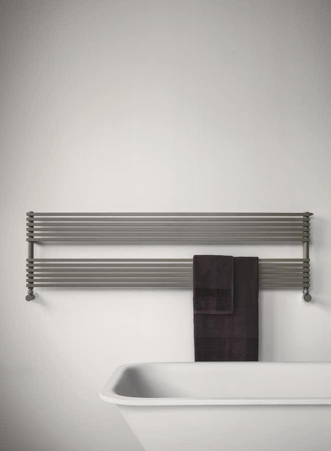 Ritmato, Badheizkörper, aus Stahlrohr