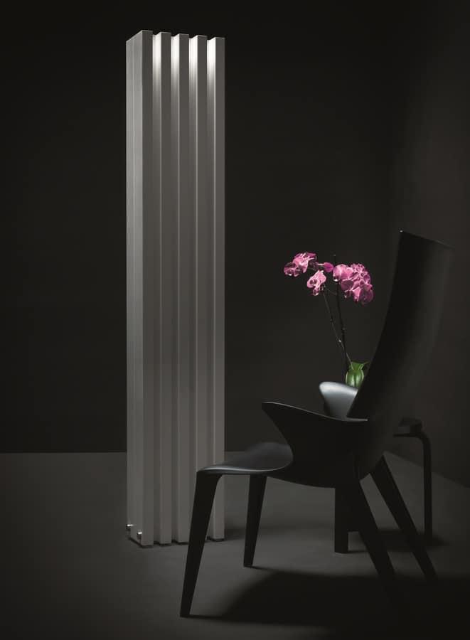Soho, Wandheizkörper, mit einem modernen Design