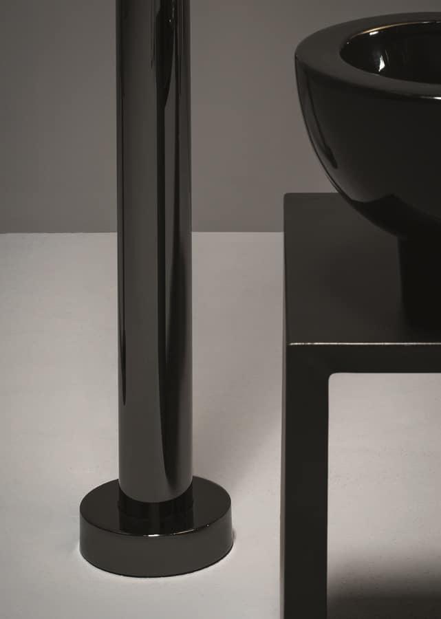 TBT, Handtuchhalter Heizkörper, daß vertikal eingesetzt werden