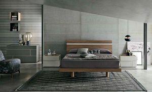 Joker, Modernes Holzbett