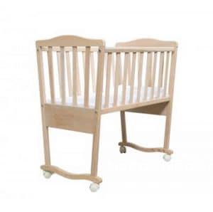 BABY, Holzwiege, in wesentlichen Stil, für Kindergärten