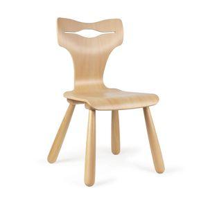 JOKER, Holzstuhl für Kinder
