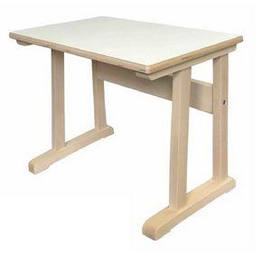 CLASSE, Schulbank aus Holz