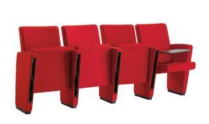 Auditorium, Docking-Sessel für Theater und Auditorien