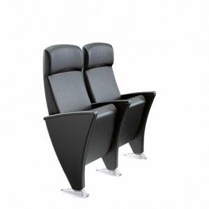 EIDOS PLUS, Sessel mit Kopfstütze für Kino und repräsentative Konferenzräume