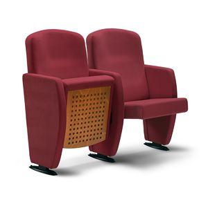 Lugano, Sessel auf den Boden für die Konferenzräume festgelegt