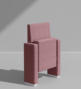 V9.1, Platzsparender Sessel für Theater und Konferenzräume