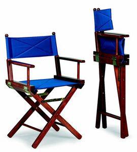 34 Regista, Klappbarer Stuhl aus Holz