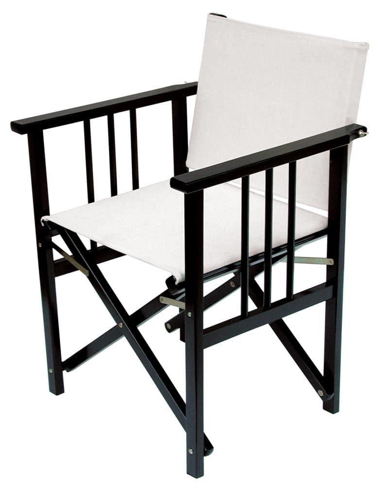 Regista D, Komfortable Klappstuhl, für Gastronomie und Konferenzen