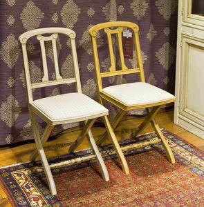 Thiphanie BR.0208, Klappstuhl mit gepolstertem Sitz