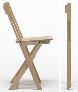Trip, Leichte Stuhl, faltbar, platzsparend