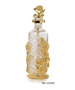 Art. MER 1223/AC, Elegante Parfümflasche