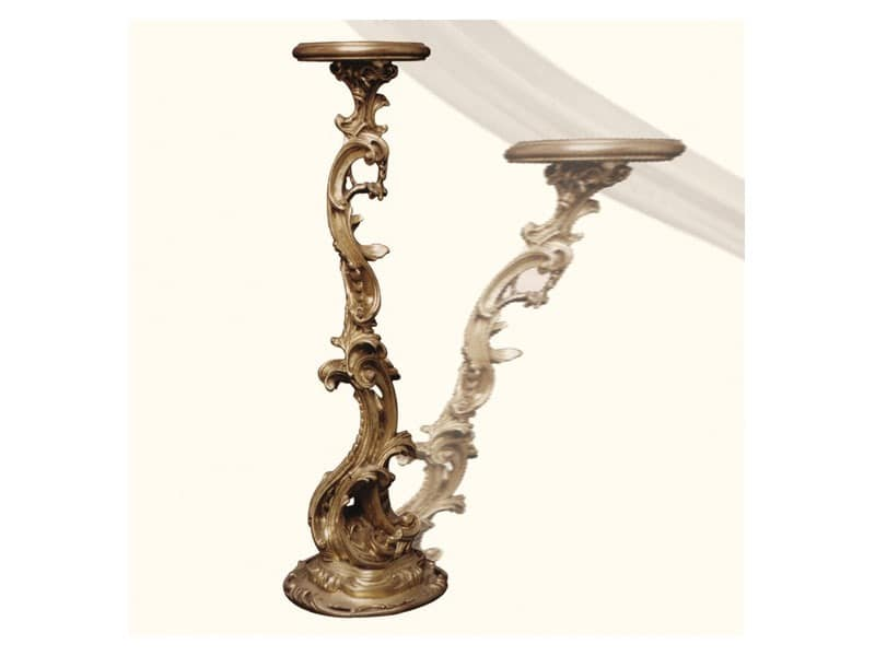 Columns art. 302, Säule für Vasen, Barock