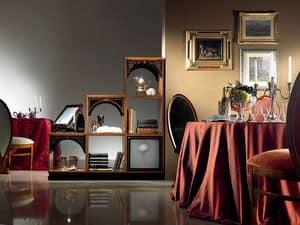 DV01 Dandy Sofa, Holz-Modulplatte, in klassischen Luxus-Stil