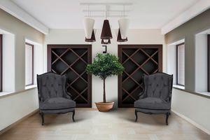 Bergere Stoff, Sessel ideal für Wohnräume und Hotels