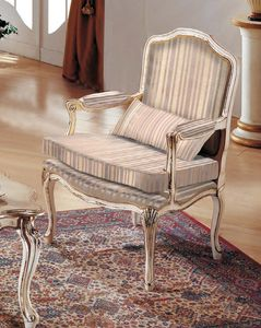 Art. 3764, Klassischer Sessel für Wohnzimmer