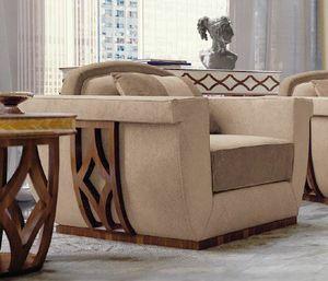 Art. Eridano/P, Sessel für elegante Wohnzimmer und Empfang