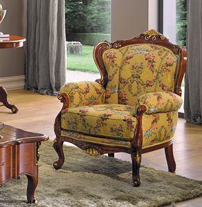 Chippendale Sessel, Sessel mit klassischem Design