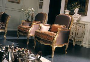 Delizia Sessel, Sessel mit klassischem Design