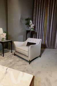 EGEA Poltrona, Sessel für Wohnzimmer von luxuriösen Villen