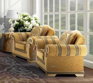 EMPORIO Sessel, Sessel für klassische Wohnzimmer