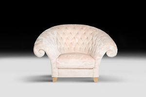 New Versailles, Klassischer Sessel handgefertigt