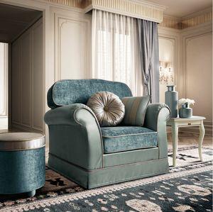 Treviso Sessel, Sessel mit weichen Formen
