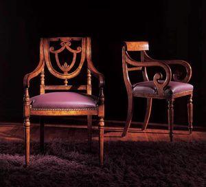 266P, Stühle im klassischen Stil