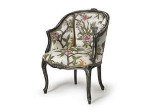 Art.302 armchair, Klassischen Stil Sessel