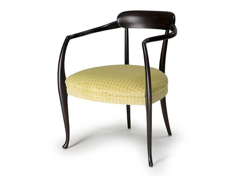 Art.450 armchair, Klassischen Stil Sessel für Hotels und Restaurants