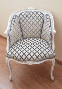 Pozzetto, Shabby Chic Style Sessel